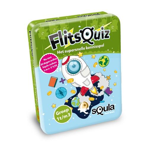Spel Squla Flitsquiz Groep 1-3