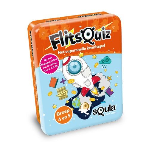 Spel Squla Flitsquiz groep 4-5