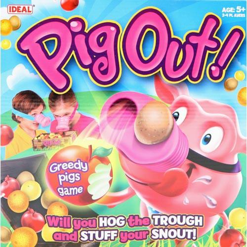 Spel Piggy Party