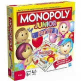 Spel Monopoly Party Junior