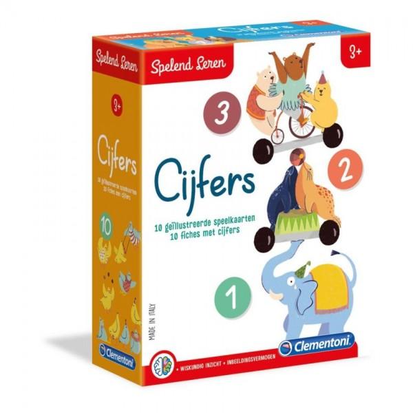 Clementoni Spelend Leren Cijfers (NL)