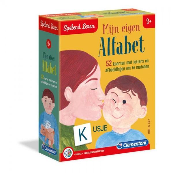Clementoni Spel Alfabet (NL)