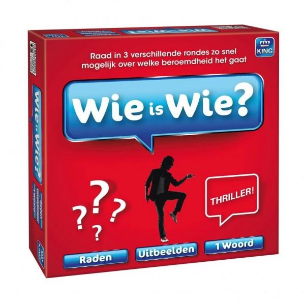Spel Wie Is Wie?