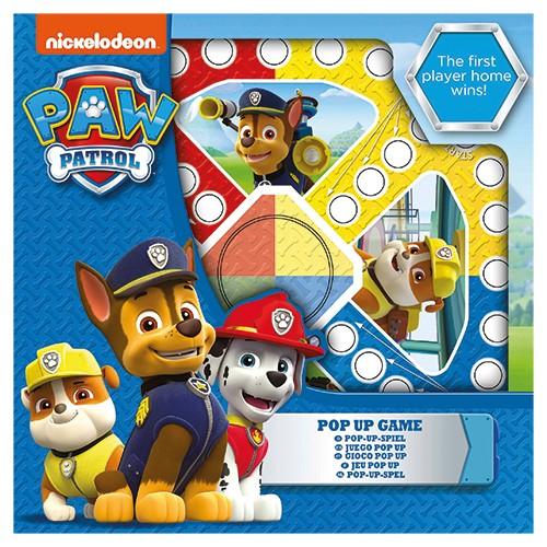 Paw Patrol Spel Pop Up Game