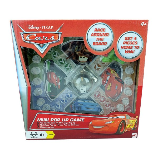 Cars Pop Up Spel