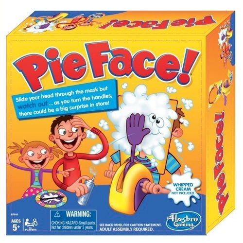 Spel Pie Face