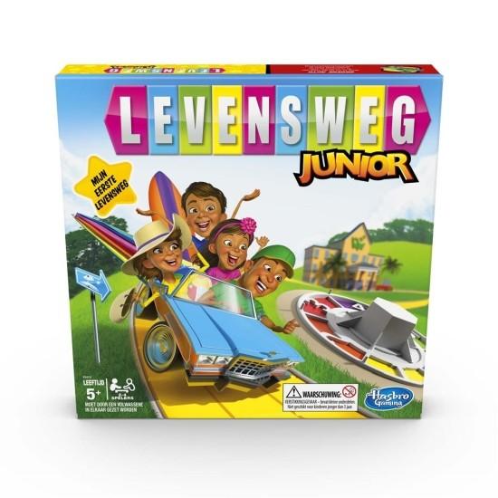 Hasbro Spel Levensweg Junior