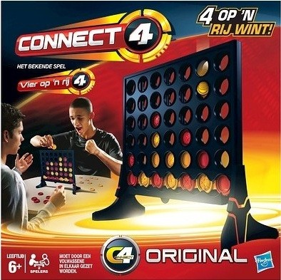 Spel Connect 4