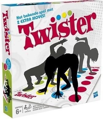 Spel Twister Nieuw voor €14,99