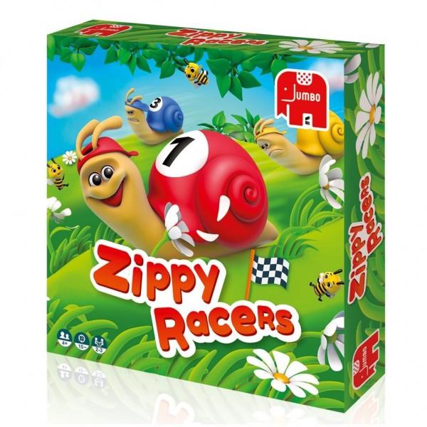Jumbo Spel Zippy Racers