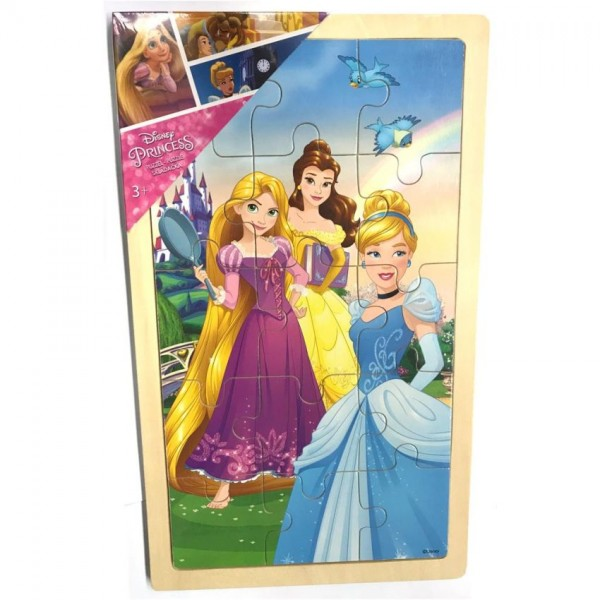 Disney Princess Puzzel