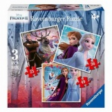 Ravensburger Puzzel Frozen 2 2in1 (25, 36, 49)