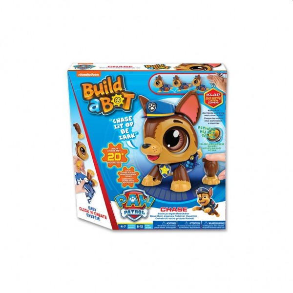 Paw Patrol Build A Bot Chase