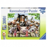 Ravensburger Puzzel Say Cheese (300)