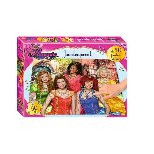 Prinsessia puzzel met diamanten (50)