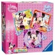 Puzzel Minnie 3in1 (25+36+49)