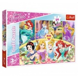 Trefl Puzzel Maxi Princess Magic of Memo (24)