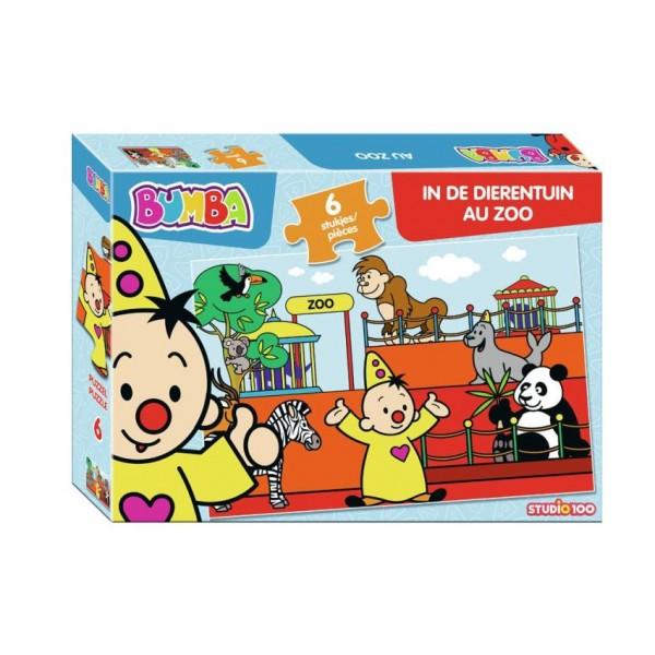 Studio 100 Puzzel Bumba Zoo (6)