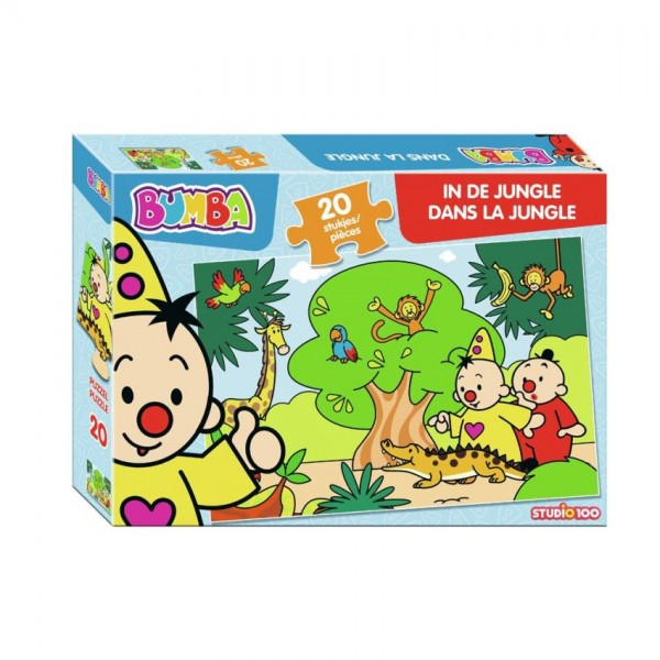 Studio 100 Puzzel Bumba Jungle (20)