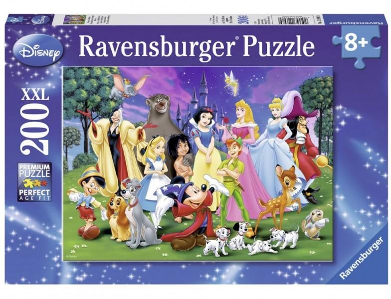 Ravensburger Puzzel Disney's Lievelingen (200)