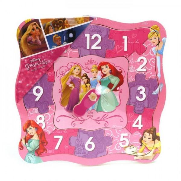 Puzzel Klok Princess