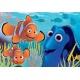 Finding Dory Puzzel 4in1 (12+20+30+36)