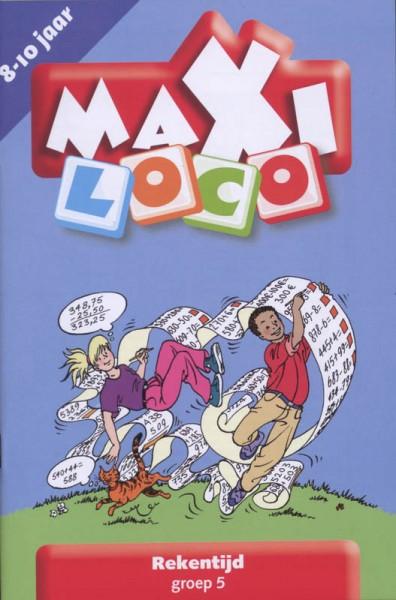 Maxi Loco rekentijd groep 5