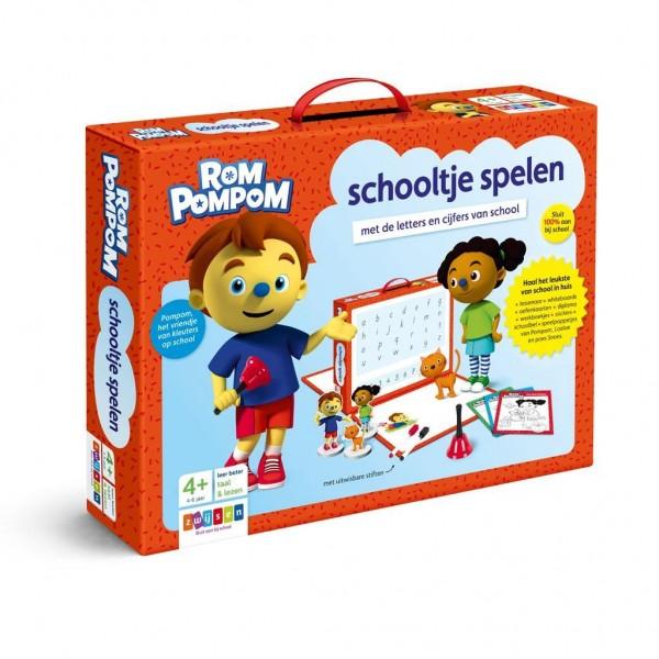 Spel Rompompom Schooltje Spelen