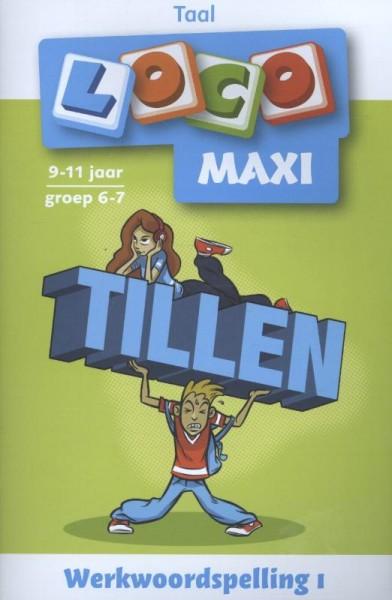 Maxi Loco Werkwoordspelling (9-11 jaar) Mini Loco