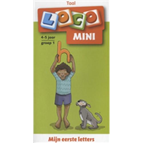Loco Mini Mijn Eerste letters (4-5 jaar)