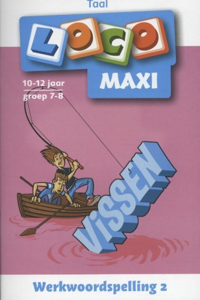 Maxi Loco Werkwoordspelling (10-12 jaar)