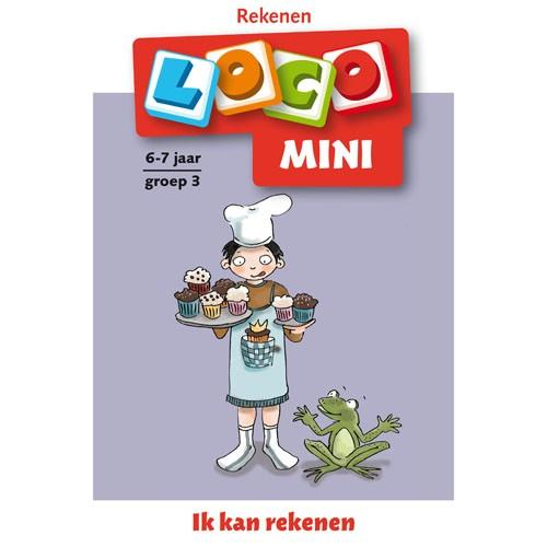 Mini Loco Rekenspelletjes Ik kan rekenen (6-7 jaar)