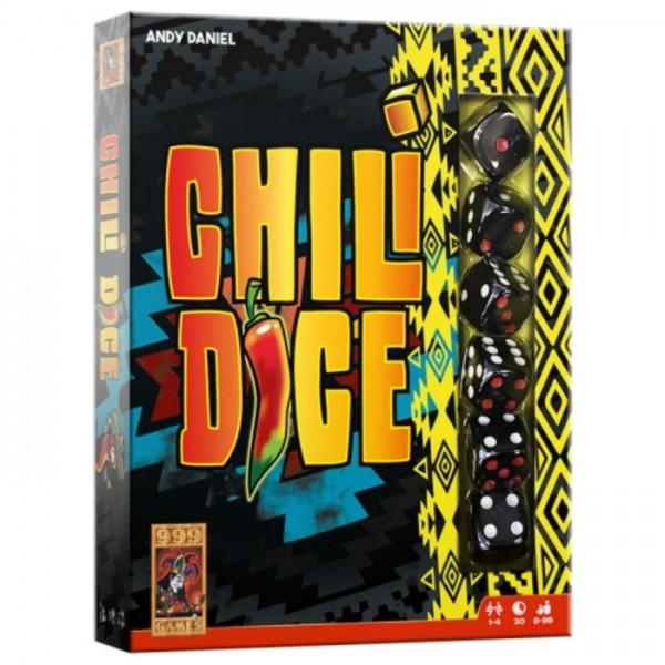 Spel 999 Games Chili Dice