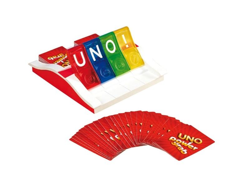 Spel Uno Power Mattel