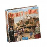 Spel Ticket to Ride Amsterdam