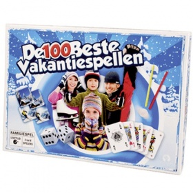 Spel 100 in 1 Winter Editie