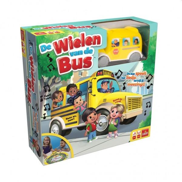 Spel Wielen van de Bus