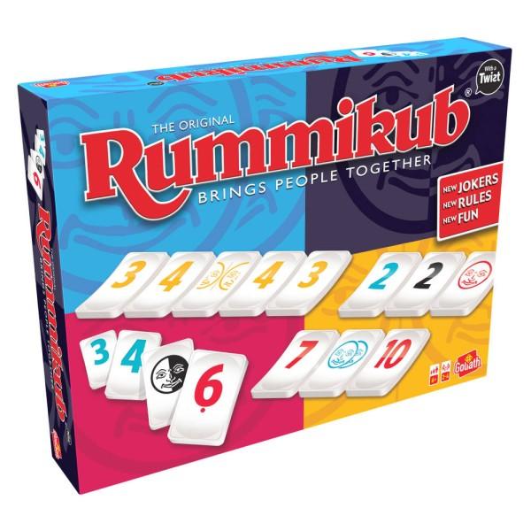 Spel Rummikub Twist Revolution