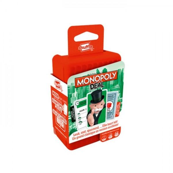 Spel Kaartspel Monopoly