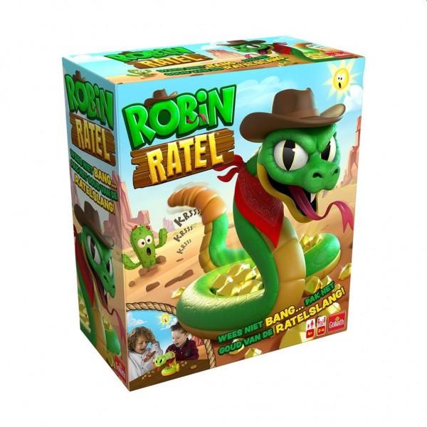 Goliath Spel Robin Ratel