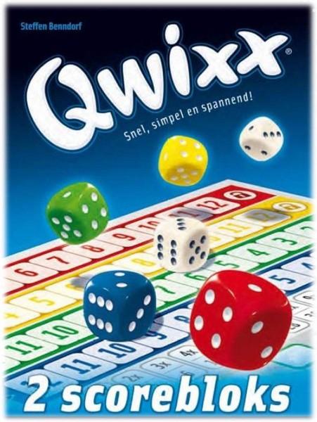 Spel Qwixx Bloks Uitbreidingsset