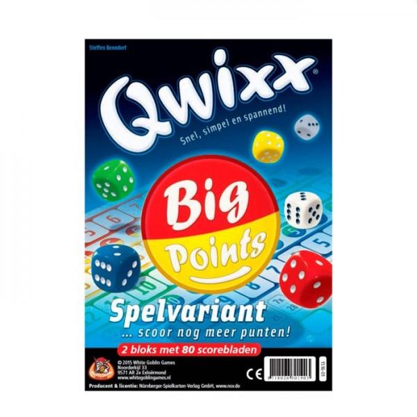 Bloks Qwixx Big Point