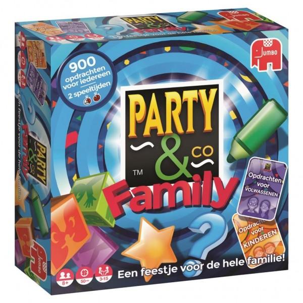 Spel Party & Co Family