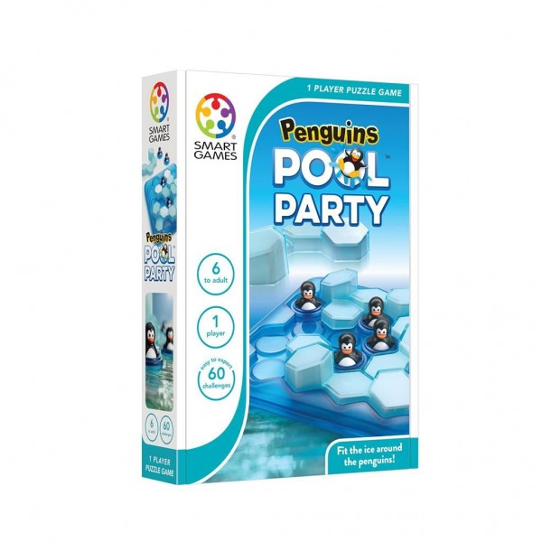 Spel reis pengu ns zwembad party for Zwembad spel