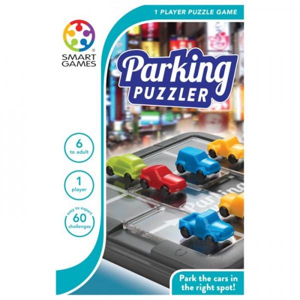 Spel Reis Parking Puzzler