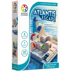 Smart Games Spel Atlantis Escape