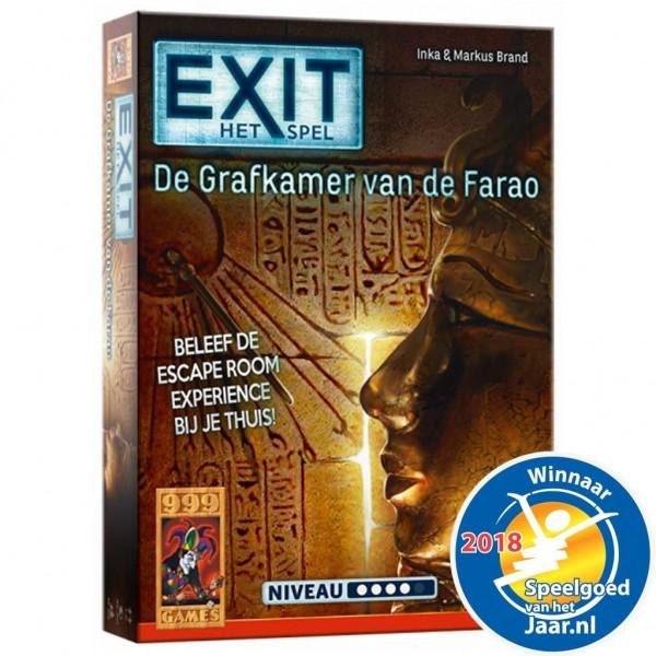 Spel Exit – De Grafkamer Van De Farao