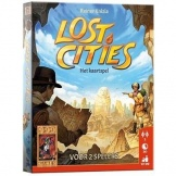 999-games Spel Lost Cities Het Kaartspel