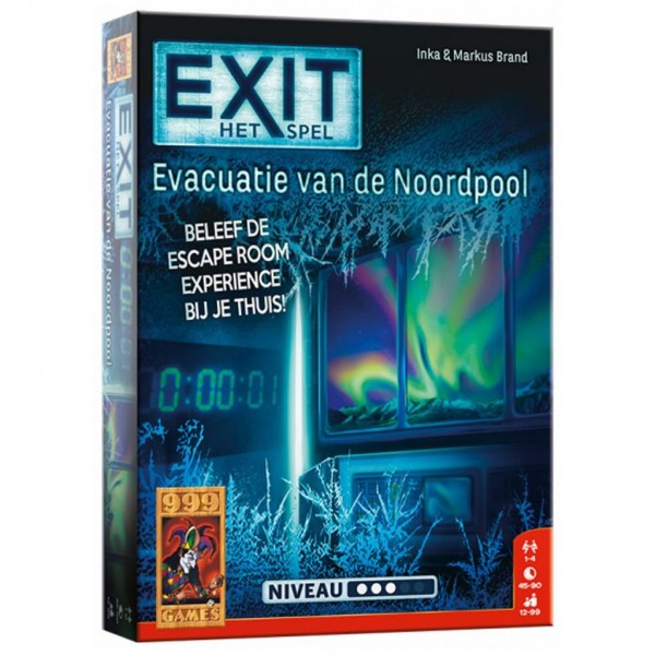 Spel Exit Evacuatie Van De Noordpool