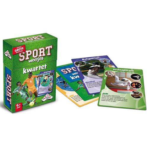 Kwartet Weetjes Sport